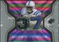2007 Upper Deck SPx Winning Materials Stat #WMSRW3 Reggie Wayne