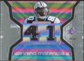 2007 Upper Deck SPx Winning Materials Stat Dual #WMSDJ Dwayne Jarrett