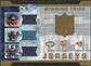 2007 Upper Deck SPx Winning Trios Jerseys #JTJ Thomas Jones Fred Taylor Steven Jackson