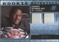2009 Upper Deck SPx Rookie Materials Dual Swatch Patch #RMDH Darrius Heyward-Bey /99