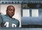 2009 Upper Deck SPx Rookie Materials Dual Swatch Patch #RMJM Jeremy Maclin /99