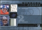 2009 Upper Deck SPx Winning Combos Patch #EA John Elway/Troy Aikman /25
