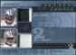 2009 Upper Deck SPx Winning Combos Patch #JS Kevin Smith/Felix Jones /25