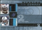 2009 Upper Deck SPx Winning Combos Patch #WS Jonathan Stewart/DeAngelo Williams /25