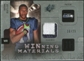 2009 Upper Deck SPx Winning Materials Patch #WBU Deon Butler /99