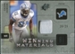 2009 Upper Deck SPx Winning Materials Patch #WCJ Calvin Johnson /99