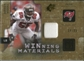 2009 Upper Deck SPx Winning Materials Patch #WDE Derrick Brooks /99