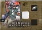 2009 Upper Deck SPx Winning Materials Patch #WDM Donovan McNabb /99