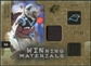 2009 Upper Deck SPx Winning Materials Patch #WDW DeAngelo Williams /99