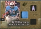 2009 Upper Deck SPx Winning Materials Patch #WEC Earl Campbell /99