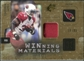 2009 Upper Deck SPx Winning Materials Patch #WEJ Edgerrin James /99