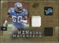 2009 Upper Deck SPx Winning Materials Patch #WES Ernie Sims /99