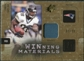 2009 Upper Deck SPx Winning Materials Patch #WFT Fred Taylor /99