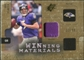 2009 Upper Deck SPx Winning Materials Patch #WJF Joe Flacco /99