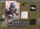 2009 Upper Deck SPx Winning Materials Patch #WKM Knowshon Moreno /99