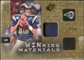 2009 Upper Deck SPx Winning Materials Patch #WMB Marc Bulger /99