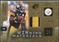 2009 Upper Deck SPx Winning Materials Patch #WME Rashard Mendenhall /99
