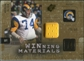 2009 Upper Deck SPx Winning Materials Patch #WMO Merlin Olsen /99
