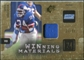 2009 Upper Deck SPx Winning Materials Patch #WOA Ottis Anderson /99