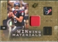 2009 Upper Deck SPx Winning Materials Patch #WSC Matt Schaub /99