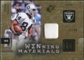 2009 Upper Deck SPx Winning Materials Patch #WWA Javon Walker /99