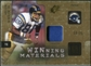 2009 Upper Deck SPx Winning Materials Patch #WWI Kellen Winslow Sr. /99