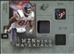2009 Upper Deck SPx Winning Materials Patch Platinum #WAJ Andre Johnson /25