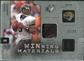 2009 Upper Deck SPx Winning Materials Patch Platinum #WDG David Garrard /25