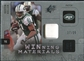 2009 Upper Deck SPx Winning Materials Patch Platinum #WDK Dustin Keller /25