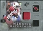 2009 Upper Deck SPx Winning Materials Patch Platinum #WEJ Edgerrin James /25