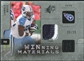 2009 Upper Deck SPx Winning Materials Patch Platinum #WLW LenDale White /25
