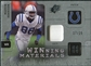 2009 Upper Deck SPx Winning Materials Patch Platinum #WMH Marvin Harrison /25