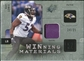 2009 Upper Deck SPx Winning Materials Patch Platinum #WRA Ray Lewis /25