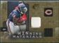 2009 Upper Deck SPx Winning Materials Patch #WDH Devin Hester /99