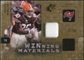 2009 Upper Deck SPx Winning Materials Patch #WKW Kellen Winslow Jr. /99