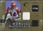2009 Upper Deck SPx Winning Materials Patch #WTH T.J. Houshmandzadeh /99