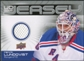 2010/11 Upper Deck Game Jerseys #GJHL Henrik Lundqvist