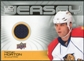 2010/11 Upper Deck Game Jerseys #GJNH Nathan Horton