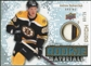 2010/11 Upper Deck Rookie Materials Patches #RMAB Andrew Bodnarchuk /25