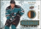 2010/11 Upper Deck Rookie Materials Patches #RMTW Tommy Wingels /25