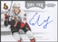 2011/12 Panini Contenders #40 Colin Greening NHL Ink Auto