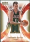 2008/09 Upper Deck Hot Prospects Hot Materials #HMAB Andrew Bogut