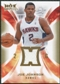 2008/09 Upper Deck Hot Prospects Hot Materials #HMJJ Joe Johnson