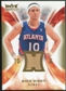 2008/09 Upper Deck Hot Prospects Hot Materials #HMMB Mike Bibby