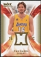 2008/09 Upper Deck Hot Prospects Hot Materials #HMPG Pau Gasol