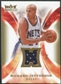 2008/09 Upper Deck Hot Prospects Hot Materials #HMRJ Richard Jefferson