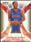 2008/09 Upper Deck Hot Prospects Hot Materials #HMTP Tayshaun Prince