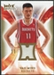 2008/09 Upper Deck Hot Prospects Hot Materials #HMYM Yao Ming