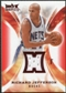 2008/09 Upper Deck Hot Prospects Hot Materials Red #HMRJ Richard Jefferson 24/25