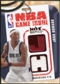 2008/09 Upper Deck Hot Prospects NBA Game Issue Jerseys Red #NBAJH Josh Howard 04/25